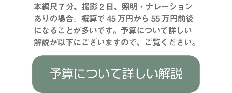 研修動画制作外注の平均相場は、尺7分で大体50万円くらいです。